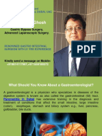 What Should You Know About a Gastroenterologist