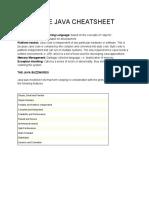 Core Java Cheat Sheet (VJ).pdf