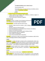 ANÁLISE DA OBRA DE MANUEL Fonseca