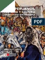 AFROPERUANOS, HISTORIA Y CULTURA UN RECUENTRO BIBLIOGRAFICO-.pdf