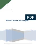 Market Srtucture Analysis