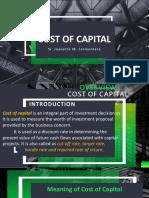 Chap. 4          COST OF CAPITAL