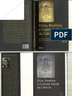 Ética, Bioética e Controle Social da Ciência - PDF