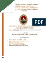 DPI ESTIMACION DE COSTOS DE INVERSION EJERCICIOS (1)