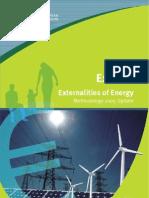 Ex Tern Ali Ties of Energy