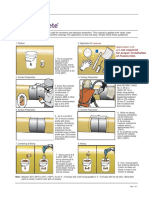 Jotamastic 80 Technical Data Sheet Epoxy Litre