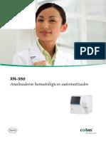 XN-350 Analisadores hematológicos automatizados