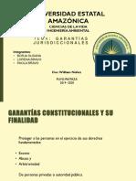 Garantias-jurisdiccionales
