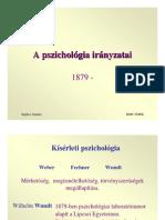 A Pszichologia Iranyzatai 08