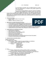 FOLK DANCE DEFINITION, CHARACTERISTICS, OBJECTIVES, TERMS