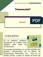 Transaccion