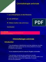 05 Chimithérapie antivirale - Pas fait
