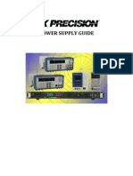 Power Supply Guide
