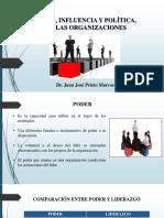 9. Poder, influencia en la organizacion.pdf