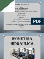 ISOMETRIA HIDRAULICA DIAPOSITIVAS.pptx