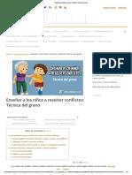 Enseñar a los niños a resolver conflictos_ Técnica del grano.pdf