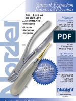 Surgical Extraction Forceps Elevators