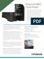 Polaroid-P800-DataSheet-2018