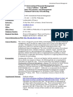International Financial Management(9401).doc