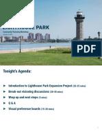 Lighthouse Park Community Vision Workshop Presentation
