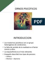 12. Trastornos psicoticos