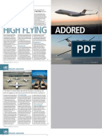 Business Life Magazine - High Flying Adored