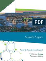 Icbs 2018 Program