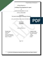 Final Report Hiren Kariya012