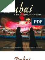 Dubai Pictorial Souvenirs
