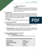 ESPECIFICACIONES TECNICAS - REQUERIMIENTO DE NEUMÁTICOS (Recuperado automáticamente)