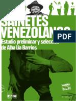 Sainetes venezolanos