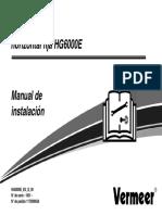 Manual de Instalación Trituradora hg6000e_es_i2_00_1up