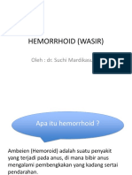hemorrhoid (dialog interaktif)