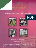 Cardoza_Gasto_Tributario_Nicaragua
