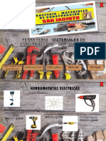 FERRETERIA – MATERIALES DE CONTRICCION