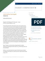 Case Digest Compendium_ 2006 Civil Law Case Digests