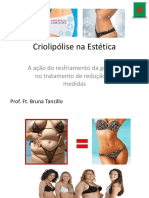 Criolipólise na Estética