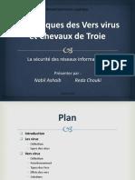 PPT Sécurité - Les attaques des Vers virus (1).pptx