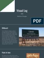 visual log   1