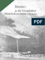 Expediente Ciénega de González. Historia de un pueblo y su lucha