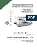 Manual Carefusion Ventilador Pulmonar Inter 5 Plus