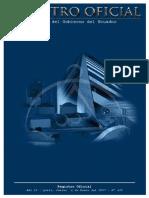 Acuerdo Ministerial 091  LOS LMP PARA EMISIONES A LA ATMÓSFERA DE FUENTES FIJAS