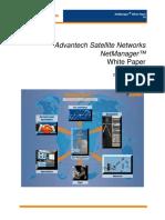 SatNet NetManager White Paper v4