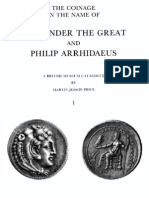 The Coinage in Name of Alexander the Great and Philip Arrhidaeus Vol. 1 (M.J. Price, 1991)