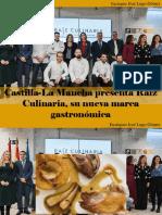 Eustiquio José Lugo Gómez - Castilla-La Mancha Presenta Raiz Culinaria