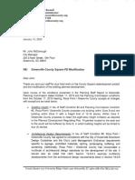 Jan. 13, 2020, Letter From Joe Kernell to John McDonough