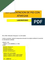 IMPLEMENTACION DE PID CON ATMEGA8
