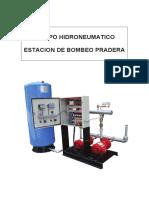Manual Operación Equipo Hidroneumático