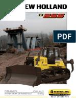 D255 150-250HP