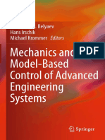 Alexander K. Belyaev, Hans Irschik, Michael Krommer (eds.) - Mechanics and Model-Based Control of Advanced Engineering Systems (2014, Springer-Verlag Wien)